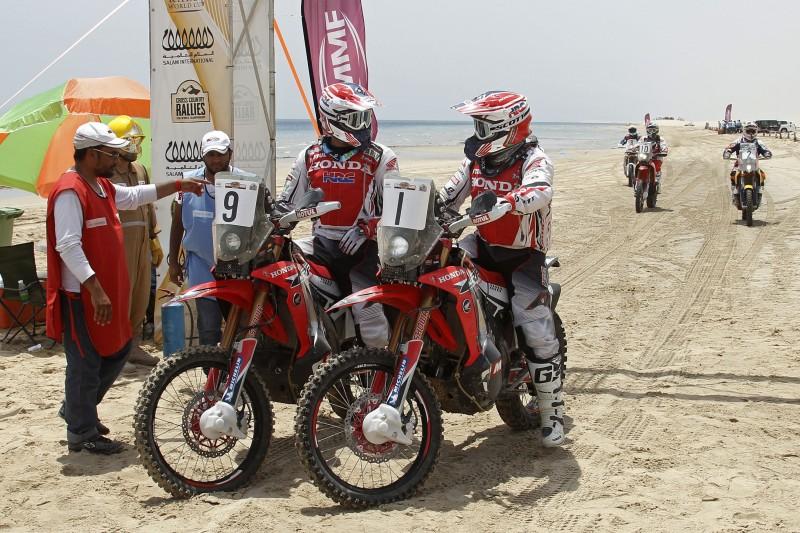 'Bang Bang' Barreda wins in Qatar and is new world championship leader