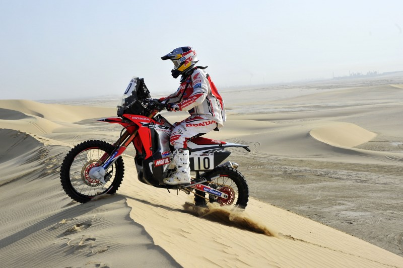 Win for 'Speedy' Gonçalves in the fourth stage of the Sealine