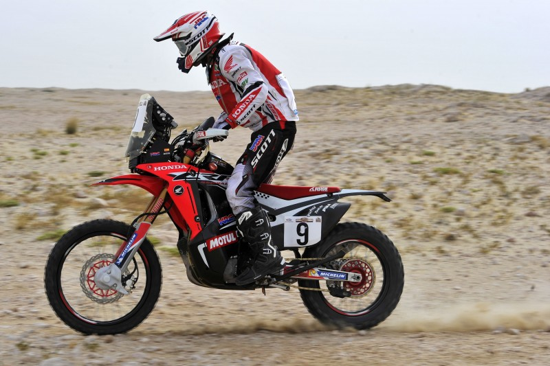 Paulo Gonçalves keeps his options open in the Sealine Qatar