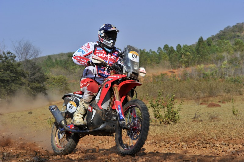 Noteworthy overall performance for Team HRC in Brazil
