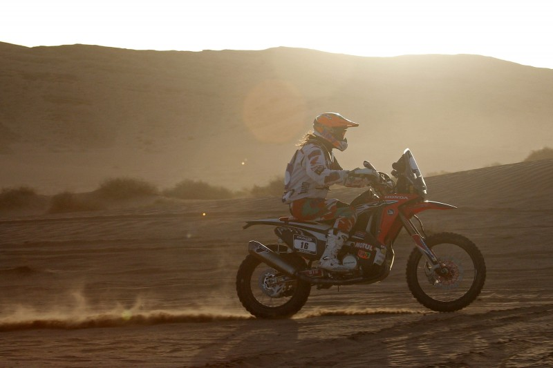 Second double for Honda in Morocco