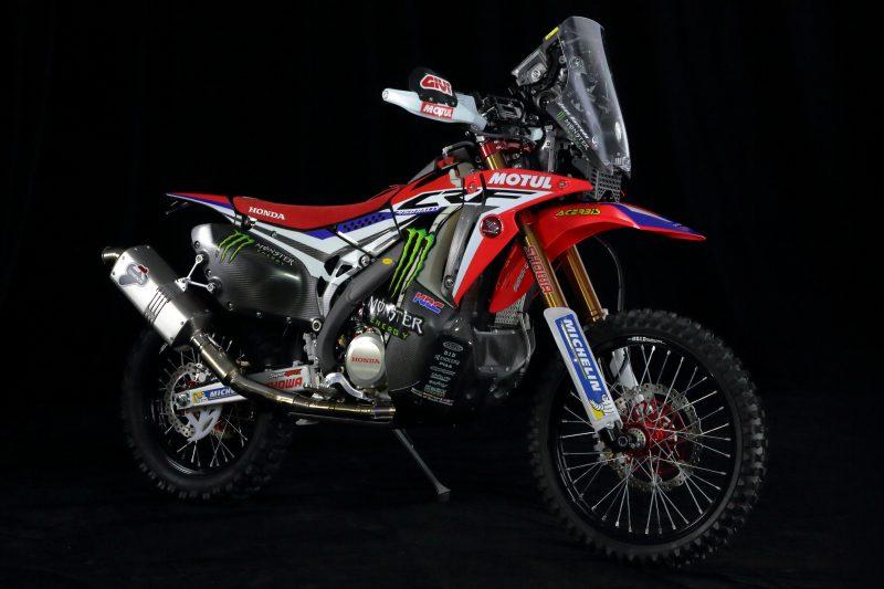 Honda CRF450 RALLY - Rally