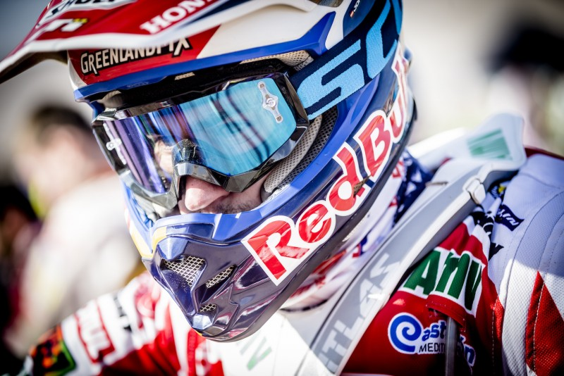 Joan Barreda and Honda CRF450 RALLY round off the first week as leaders