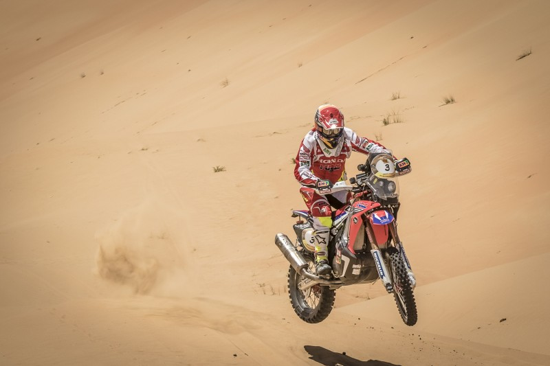 Barreda re-emerges with a win in the second stage