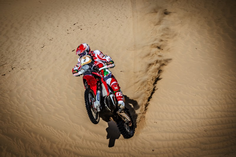 The Qatar Sealine, next challenge for Team HRC