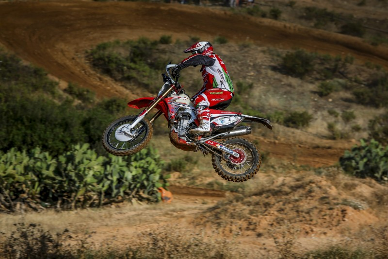 Paulo Goncalves gets the Sardinia Rally underway with a fine prologue