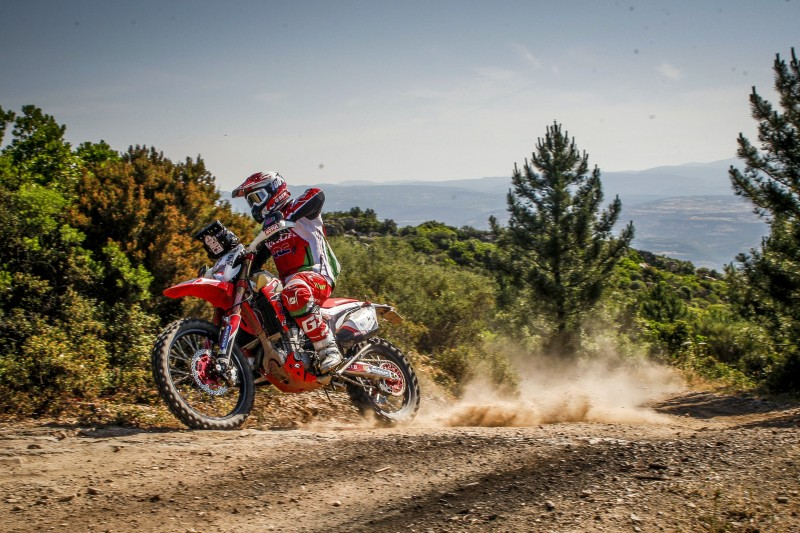 Sardegna Rally Race: 'Speedy' Goncalves, the fastest in the third stage