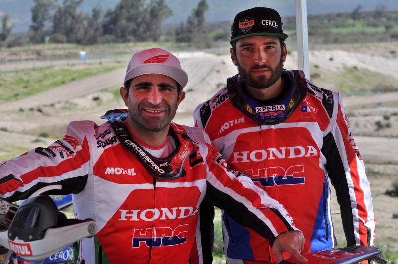 Paulo Goncalves and Jeremias Israel all set to tackle the Atacama Rally
