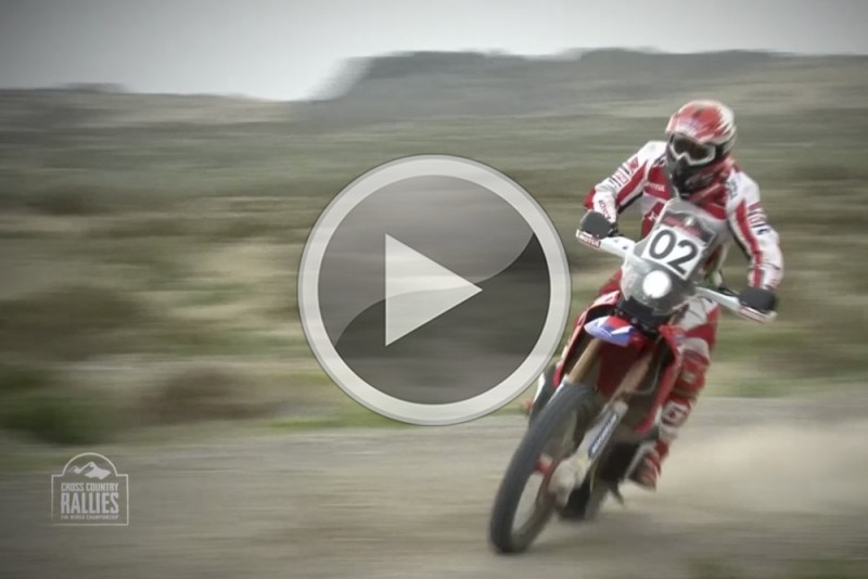 Team HRC, after the Atacama Rally (VIDEO)