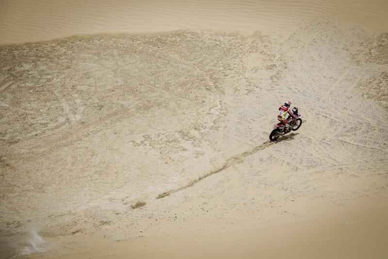 Destination Morocco: last big test for Team HRC prior to the Dakar
