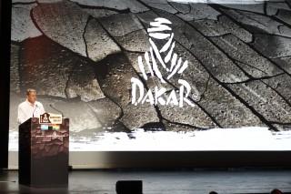 AUTO - DAKAR PRESENTATION 2016