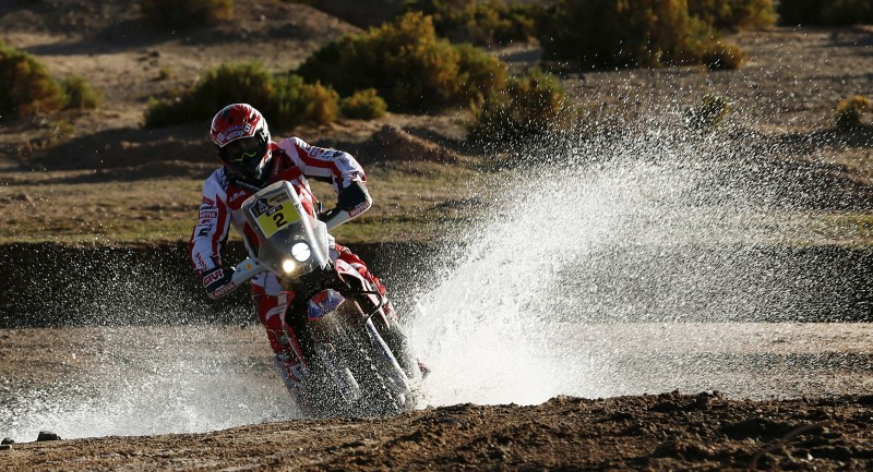Change of scenery in the second week of the Dakar Rally