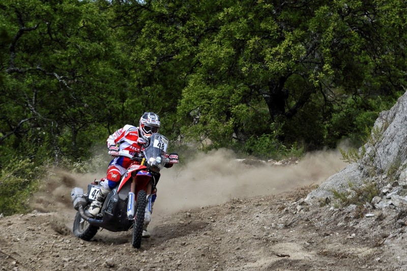 Honda place three rookies amongst top Dakar finishers