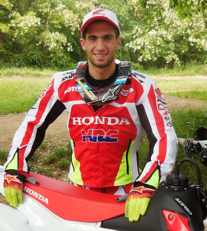 Kevin Benavides to ride for Team HRC in the Merzouga Rally