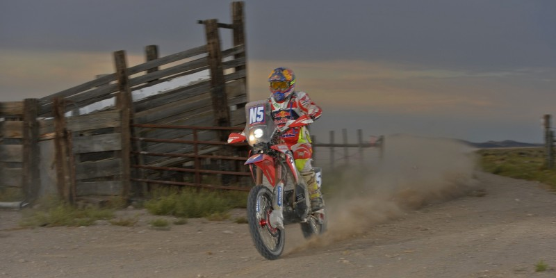 Joan Barreda, untouchable in the Vegas to Reno race