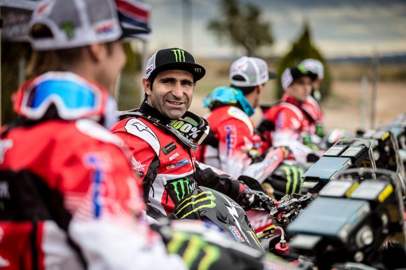 Meet the riders: Paulo Goncalves