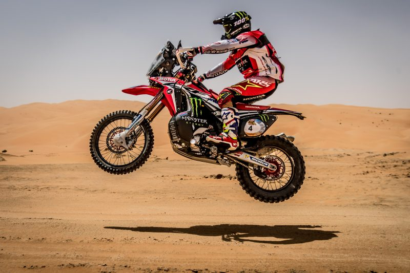 Victory for Benavides and the leadership for Gonçalves with just a day to go in the Abu Dhabi Desert Challenge