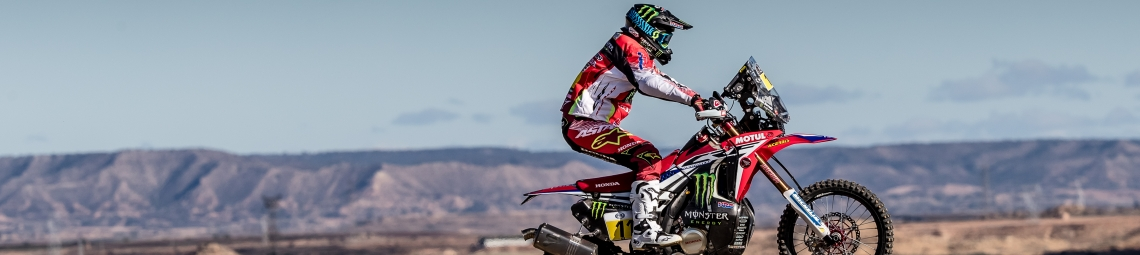 Monster Energy Honda Team