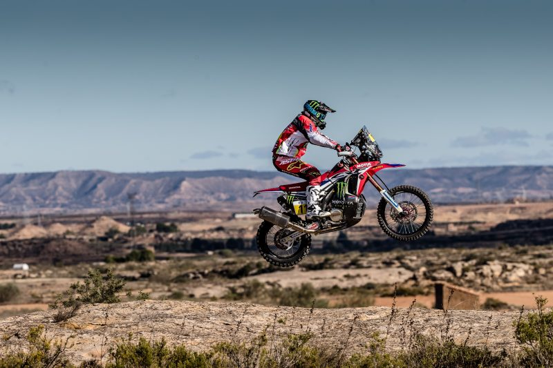 Monster Energy Honda Team look to retain the Vegas to Reno title