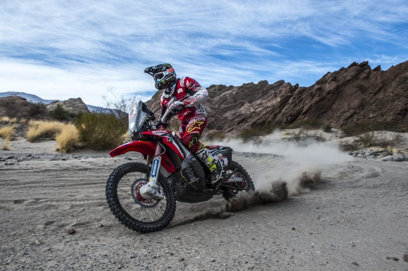 One-two for Monster Energy Honda Team overall as the Desafío Ruta 40 concludes