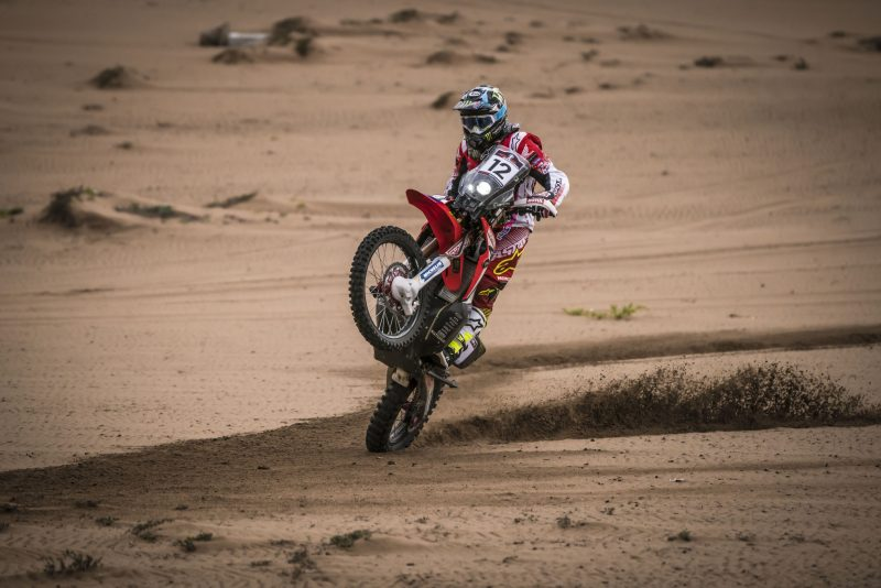 Baja Inka: penultimate test before the Dakar