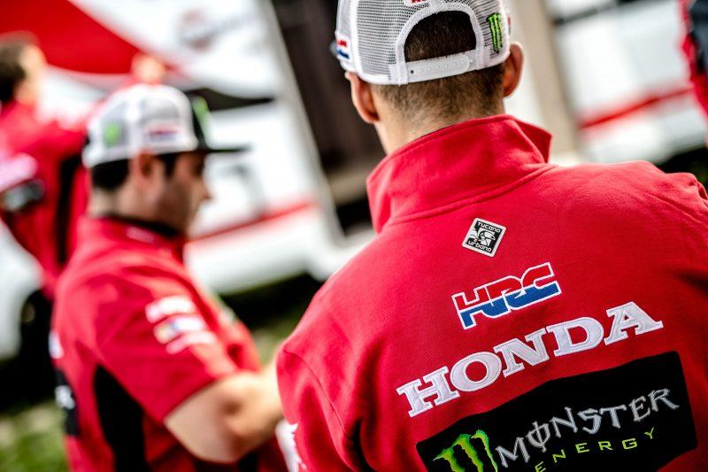 Tucano Urbano vestirá al Monster Energy Honda Team