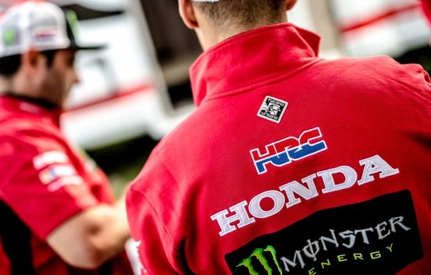 Monster Energy Honda Team will wear Tucano Urbano 328dabbc2f8