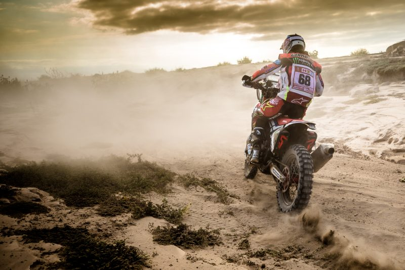 Monster Energy Honda Team keep their options open in the fourth stage