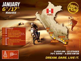Dakar 2019 - Map2