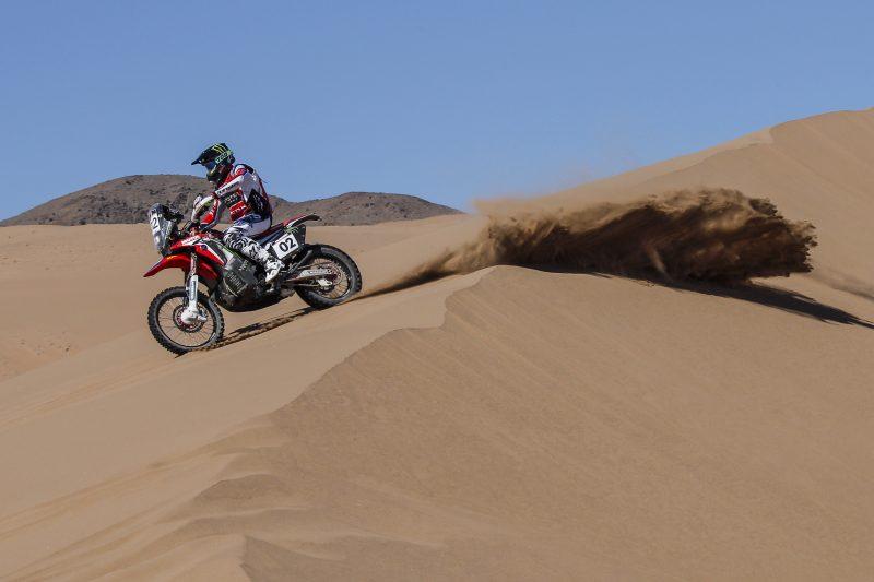 Sabor agridulce en la primera etapa del Atacama Rally: victoria de Benavides y abandono de Barreda