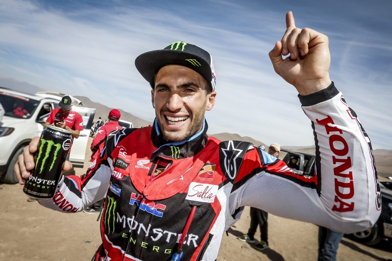 Final victory for Kevin Benavides in the Atacama Rally