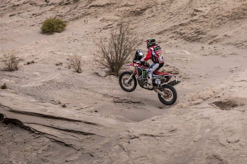 Thrilling Ruta 40 climax: Paulo Gonçalves triumphs in Argentina