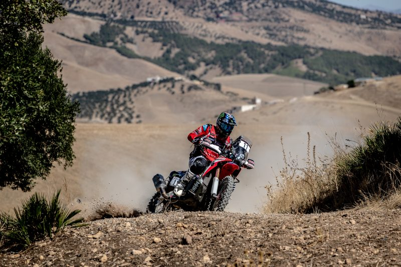 Good starting position for Monster Energy Honda Team in Morocco
