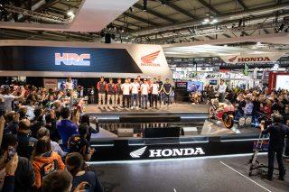 Honda HRC EICMA show66