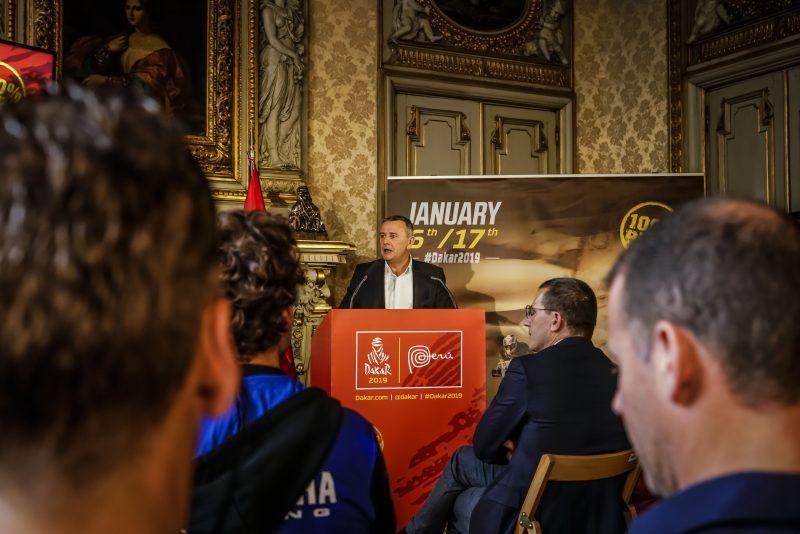 Dakar 100% in Peru, Dakar 100% challenge