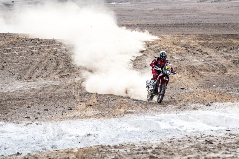Ricky Brabec ¡líder del Dakar!
