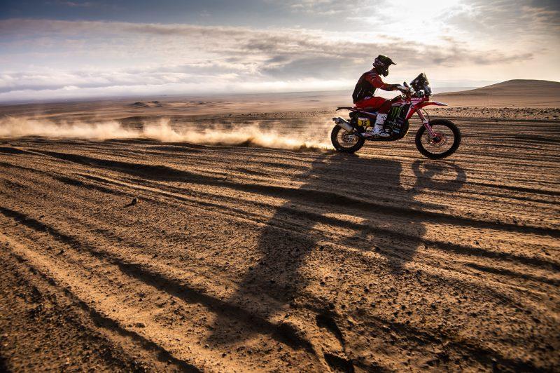 Ricky Brabec vuelve a retomar el liderato del Dakar