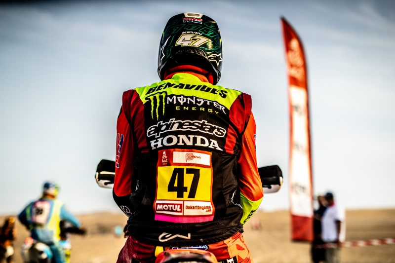Monster Energy Honda Team finishes the Dakar 2019