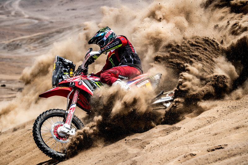 Monster Energy Honda Team kick off the 2019 World Championship