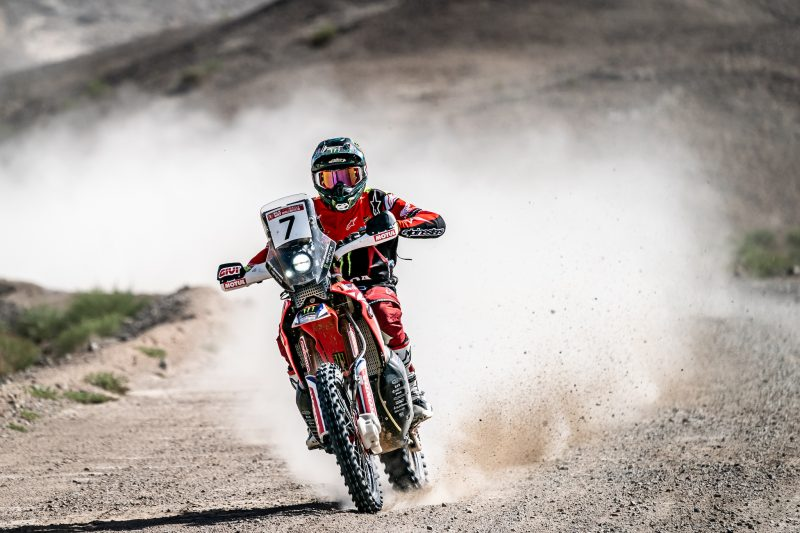 Kevin Benavides rounds off the Silk Way Rally with a victory in the final stage