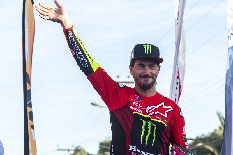 Positivo balance del Monster Energy Honda Team en el Atacama Rally