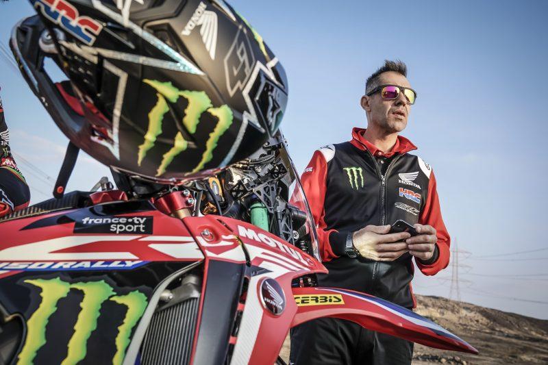 """Ruben Faria: """"Hemos trabajado mucho para llegar en la mejor forma a este Dakar"""""""