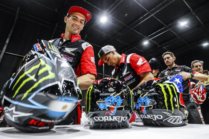 Monster Energy Honda Team all set for the 2020 Dakar