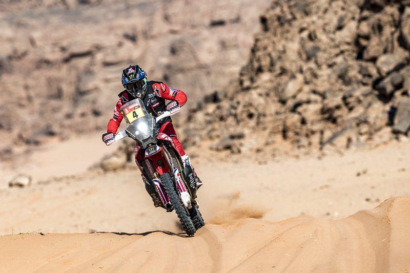 José Ignacio Cornejo confirms Dakar leadership with an excellent marathon stage