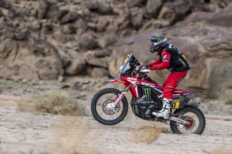 Benavides and Brabec will fight for the overall Dakar 2021 victory tomorrow