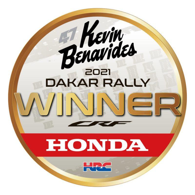 ÚLTIMA HORA: Victoria final de Honda y Kevin Benavides en el Rally Dakar 2021