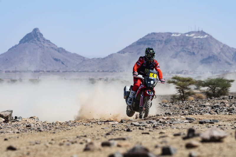 The Rallye du Maroc hauls out! Riders satisfied with the prologue stage